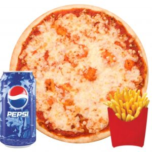 7 pizza meal image